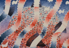 "Saluteswath, 18"" x 24"", 1981"