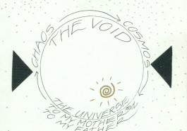 "The Void, 8"" x 8"", 1997"